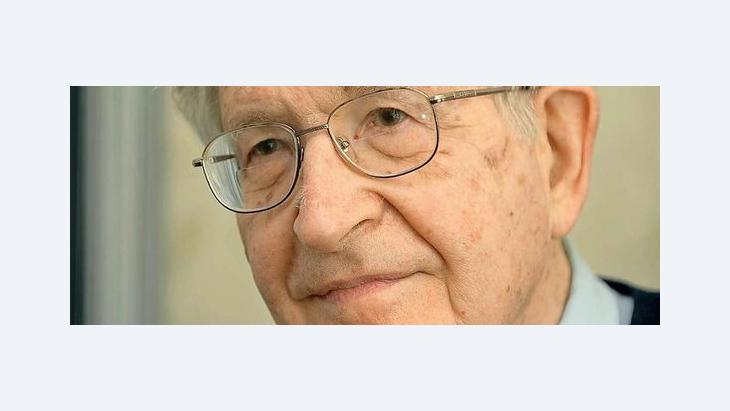 Noam Chomsky; Foto: dpa
