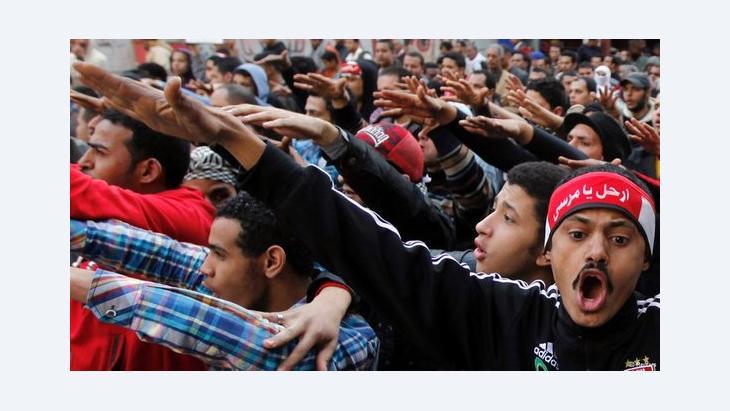 Proteste gegen Mohammed Mursi in Kairo; Foto: Reuters