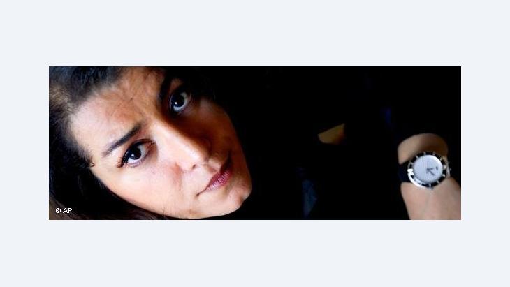 Marjane Satrapi; Foto: AP
