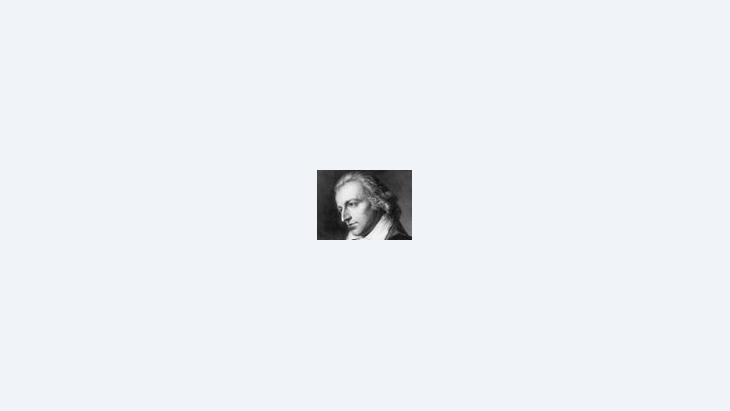 Friedrich Schiller; Foto: AP