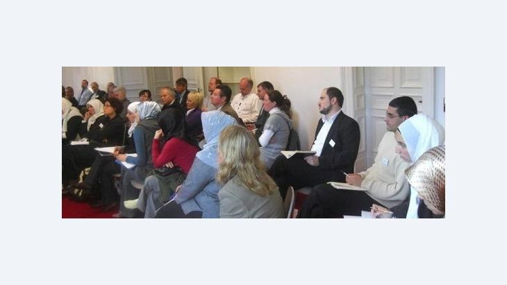 Seelsorge-Seminar in der Christlich-Muslimischen Gesellschaft (CIG); Foto: © CIG