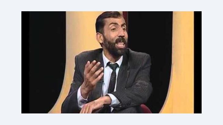 Afghanistans Comedian Asif Jalali; Foto: Shabkhand Show