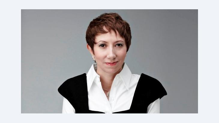 Shereen El Feki, Foto: Kristof Arasim