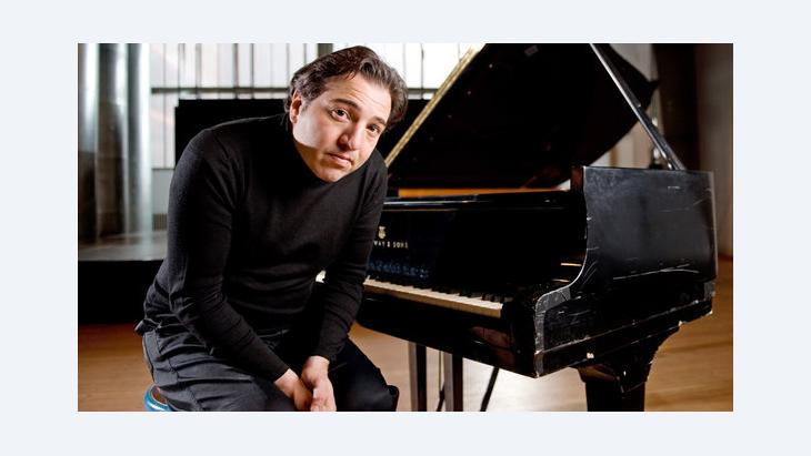 Fazil Say; Foto: picture alliance/dpa