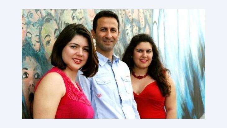 Trio Olivinn; copyright: Trio Olivinn
