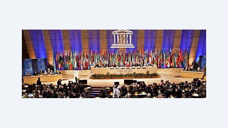 36. UNESCO-Hauptversammlung in Paris; Foto: dapd