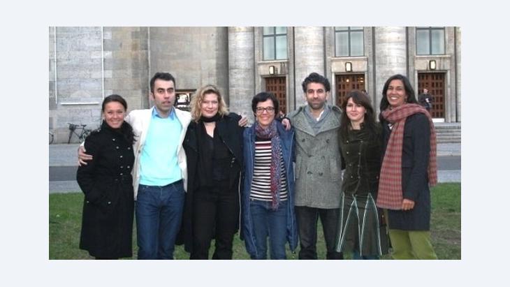 Gründungsmitglieder der Neuen deutschen Medienmacher; Foto: © Neue deutsche Medienmacher