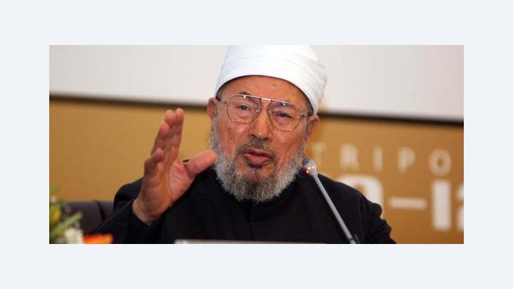 Yussuf al-Qaradawi; Foto: dpa/picture-alliance