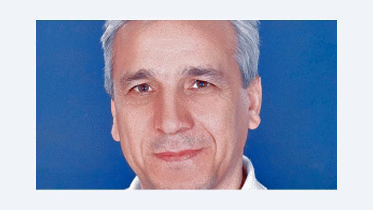 Der syrische Publizist Yassin al-Haj Saleh; Foto: aljarida.com