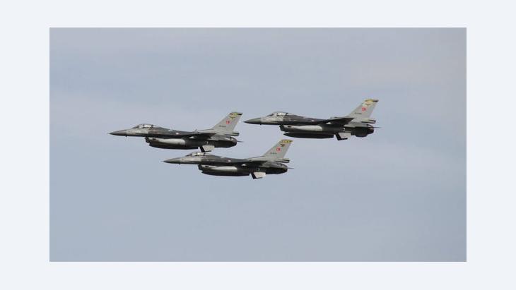 F-16-Kampfjets; Foto: © imago, Xinhua