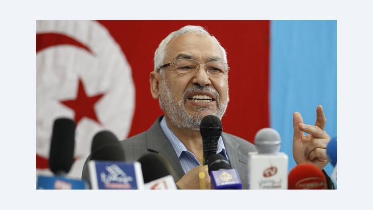 Rachid Ghannouchi; Foto: Reuters