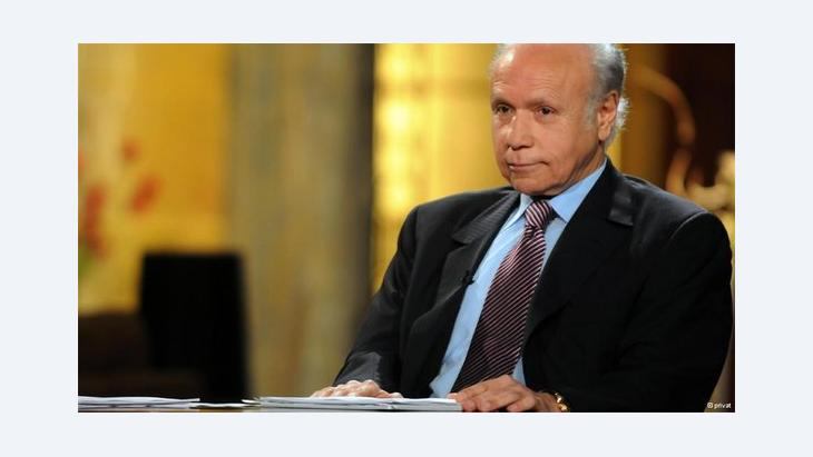 Saleh Diab; Foto: privat