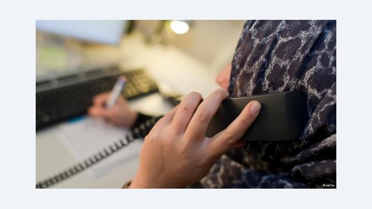 Die Berliner Telefonseelsorge für Muslime; Foto: © MuTes