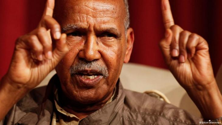 Nuruddin Farah; Foto: ©picture-alliance/dpa