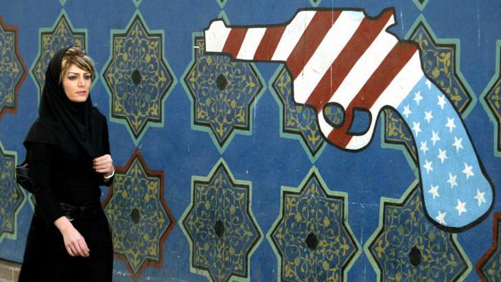 Amerikanisch-iranische Beziehungen: Eingebildete ...