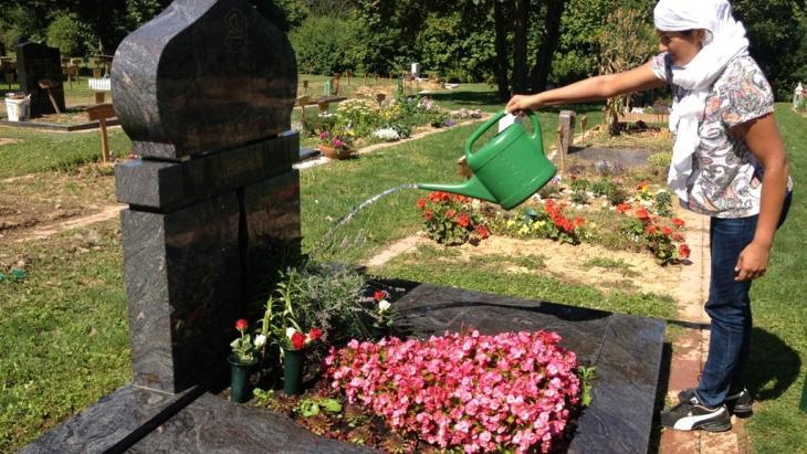 Muslimische Bestattungen In Deutschland Jenseits Der Alten Heimat