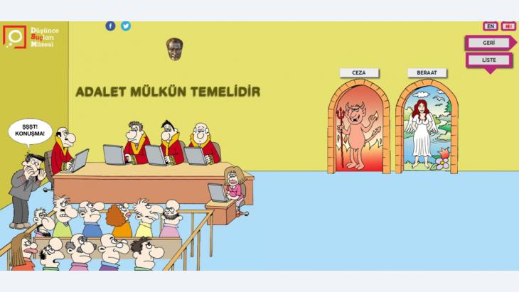 Ladengeschäft Angelköder Medien Köder Tierhandlung Zeichentrickfilm.
