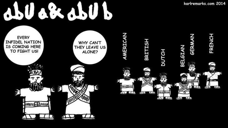 Witze moslem Böser Moslem