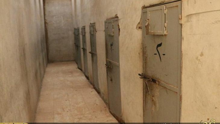 Interview mit ehemaligen syrischen Häftling Bara Sarraj ...