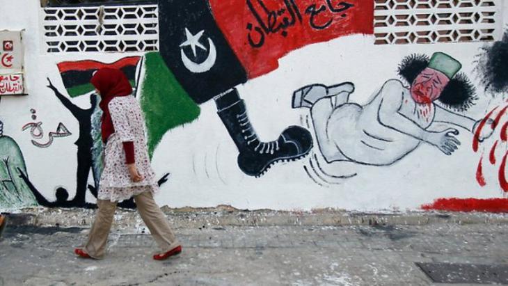 Flüchtlinge: Zehn Millionen Euro für <b>Libyen</b>
