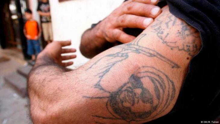 Tattoo Trends Zwischen Beirut Und Bagdad Arabische Subkultur Trotzt
