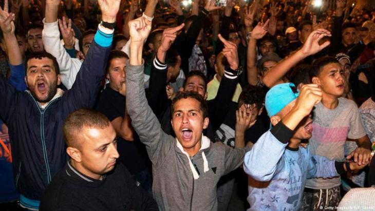 Bürgerproteste Und Autoritarismus In Marokko Das Ende Des
