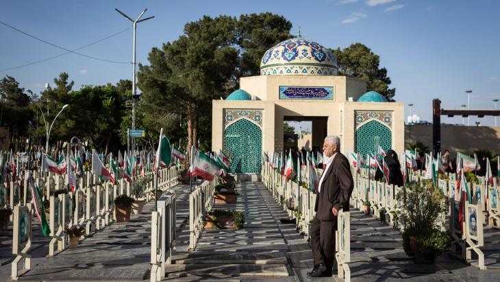 Märtyrerkult im Iran