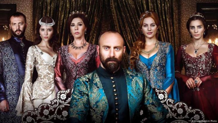 Die TV-Soap über den osmanischen Sultan Süleyman und seinen Hof ist in vielen Länder sehr populär: