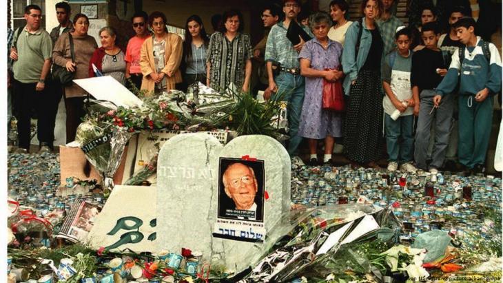 25 Jahre Mord an Yitzhak Rabin