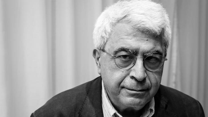 Der libanesische Schriftsteller Elias Khoury; Foto: imago/ZUMA Press