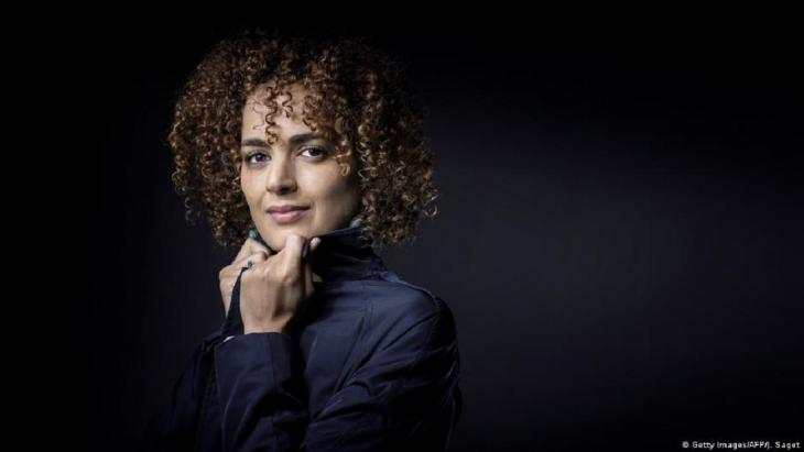 Die französisch-marokkanische Autorin Leila Slimani; Foto: Getty images/AFP/J.Saget