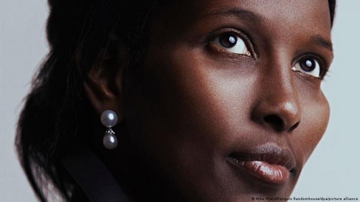Die Islamkritikerin Ayaan Hirsi Ali. Ihr Buch «Beute. Warum muslimische Einwanderung westliche Frauenrechte bedroht» erscheint im Bertelsmann Verlag.; Foto: Mike Myers/Penguin Random House/dpa/picture-alliance
