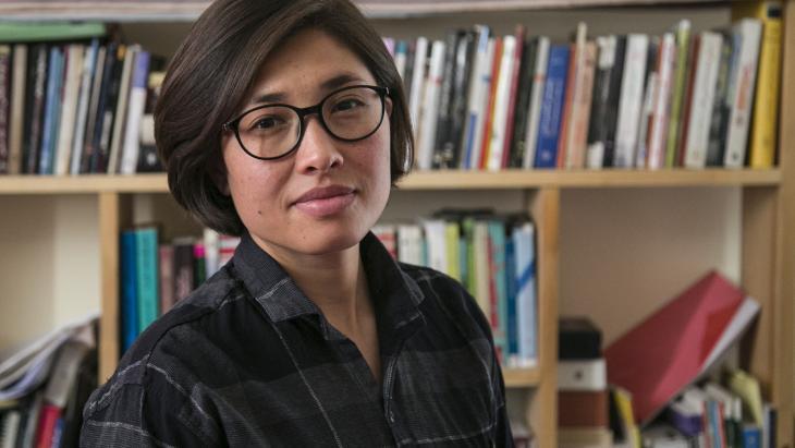 Raihana Raha (Foto: Asghar Nour Mohammadi)