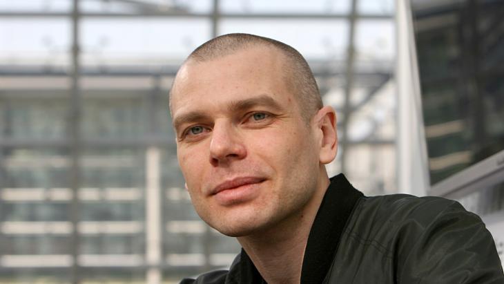 """Wolfgang Herrndorf hat für seinen Roman """"Sand"""" den Preis der Leipziger Buchmesse in der Kategorie Belletristik erhalten."""
