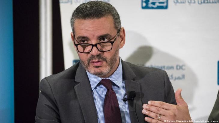 Der palästinensische Politikberater Khaled Elgindy vom Thinktank Middle East Institute hat von 2004 bis 2009 die Palästinenserführung in Ramallah beraten.