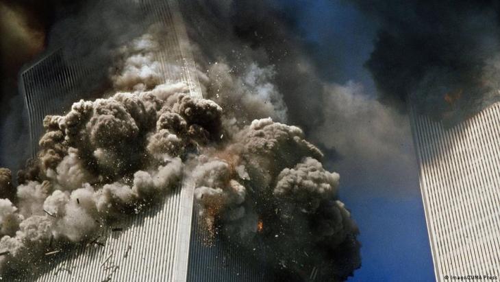 Anschläge vom 11. September 2001 in New York; Foto: Imago/Zuma Press