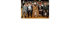 Jahrestreffen der islamischen Gemeinschaft in Deutschland 2005; Foto: Ikhlas Abbis