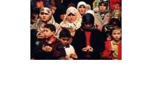 Musliminnen im türkischen Sanliurfa, Foto: Markus Kirchgessner