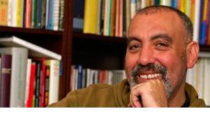 Der ägyptische Regisseur Khaled El-Hagar; Foto: Larissa Bender/DW