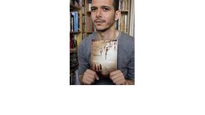 """Abdellah Taïa, Herausgeber der """"Briefe an einen jungen Marokkaner""""; Foto: AP"""