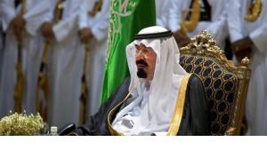 König Abdullah von Saudi-Arabien; Foto: dpa