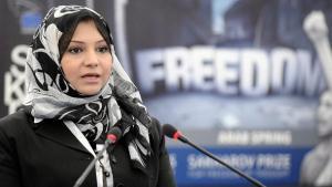 Asmaa Mahfouz; Foto: dpa