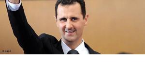 Bashar al-Assad; Foto: dapd