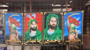 Basar al-Hussein in Basra; Foto: Jan Kuhlmann