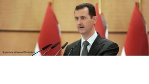 Bashar Al-Assad; Foto: AP