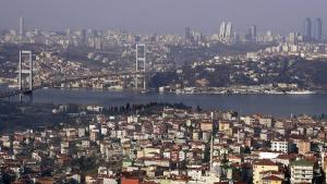Blick auf Istanbul; Foto: dpa/picture-alliance
