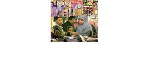 Buchmesse in Kairo, Foto: AP