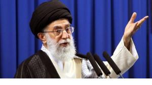 Irans Revolutionsführer Ali Chamenei; Foto: dpa