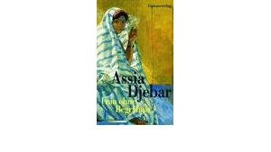 Cover Assia Djebar: Frau ohne Begräbnis