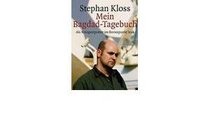 "Cover ""Mein Bagdad-Tagebuch"" von Stephan Kloss"